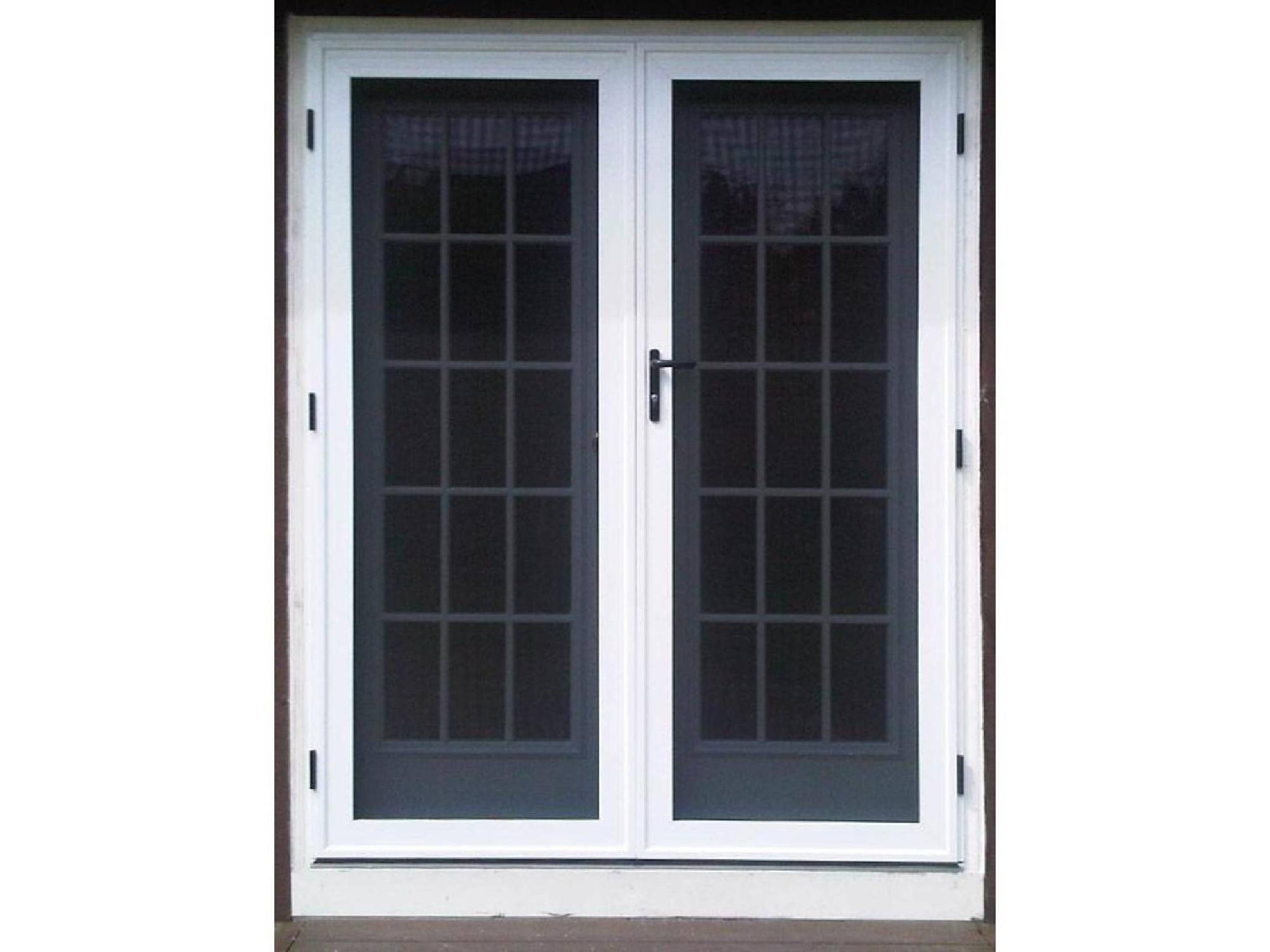 Patio door security tips sliding glass french style for French door style patio doors